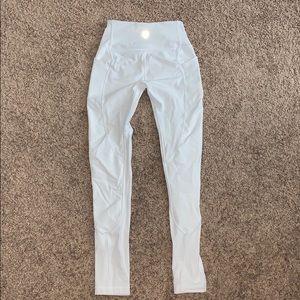 High rise full length lululemon leggings
